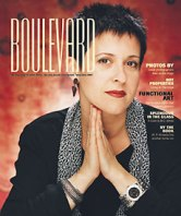 Debra Gould in Boulevard Magazine