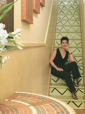 design and color expert Debra Gould