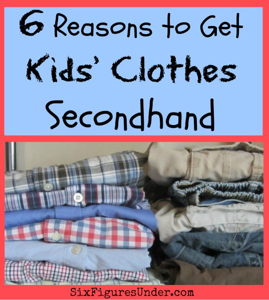 5a82e848df4b 6 Reasons to Get Kids Clothes Secondhand - Six Figures Under