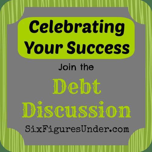 Celebrating Your Success Debt Discussion