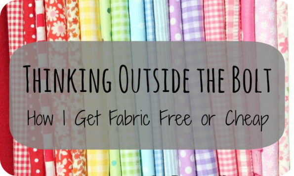 fabric free or cheap