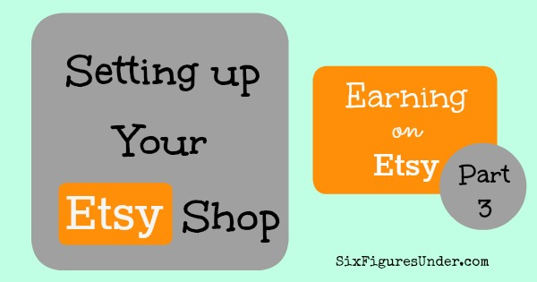 how to start an etsy account