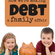 How we're making debt a family affair