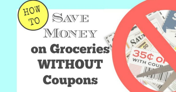save on groceries without coupons fb