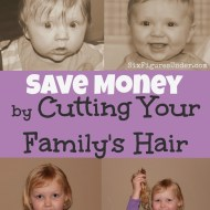 Save Money by Cutting Your Family's Hair