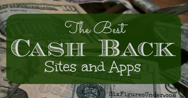 Cash Back Sites and Apps FB