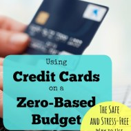 Using Credit Cards on a Zero-Based Budget: Credit Cards with YNAB