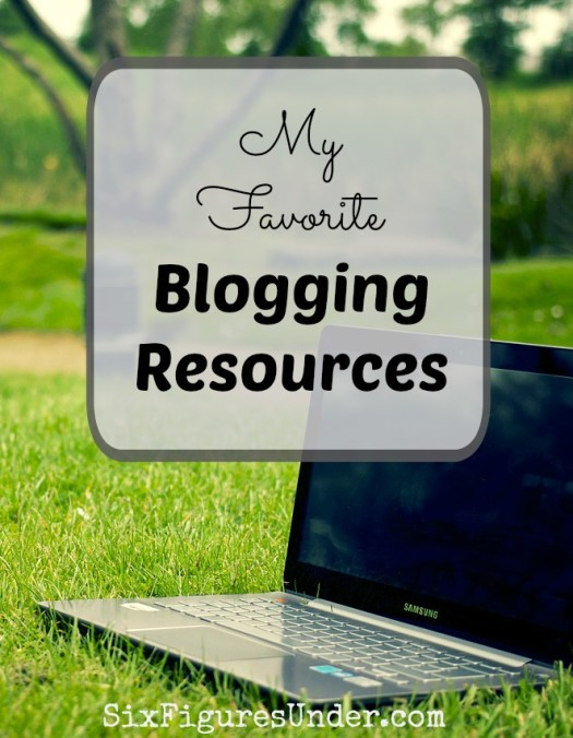 Readers often ask for my recommendations and advice on blogging, so I decided to put all of my favorite blogging resources in one place. If you're a blogger (or plan to be), you'll appreciate this!