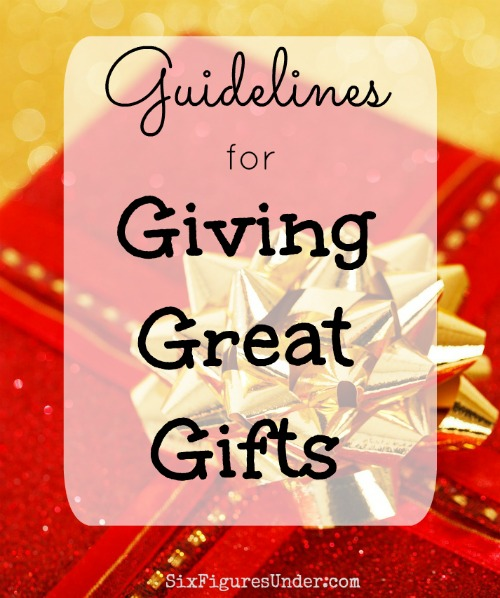 It's easy to get caught up in the commercialization of gift giving. Here are some great ideas to help you give thoughtful and meaningful gifts to those you love.