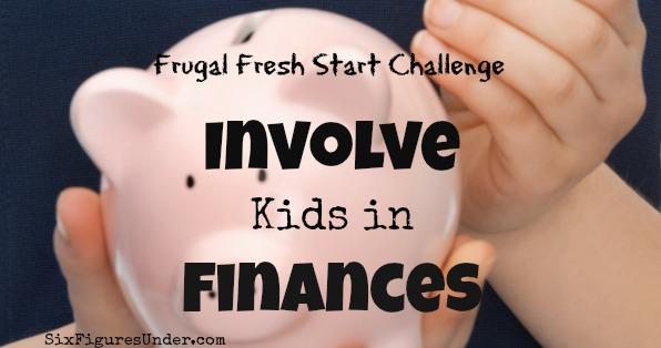 Day 12- Involve Kids in Finances FB