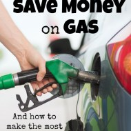 Save Money on Gas– Frugal Fresh Start- Day 16