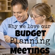 Hold Monthly Budget Planning Meetings– Frugal Fresh Start- Day 18