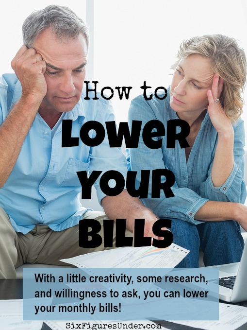 "Expenses we consider as ""fixed"" aren't as fixed as we think. With a little creativity, some research, and willingness to ask, you can lower your bills. The best part of lowering your bills is that you see the savings each month! Come find out how!"
