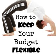 Keep Budgeting Flexible– Frugal Fresh Start Day 11