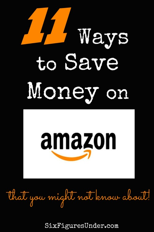 Most of us are well aware of the selection and convenience of Amazon, but there are lots of ways to save money on Amazon that you might not know about.