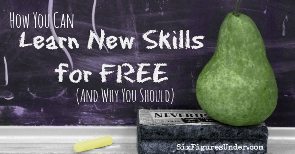 Learn new skills for free fb