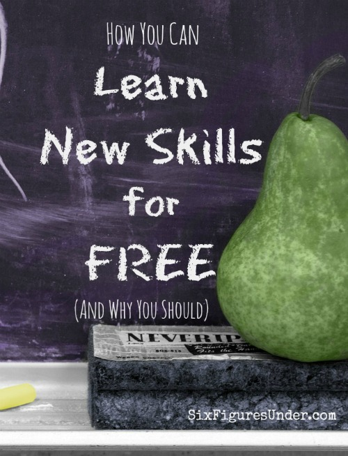 The internet is loaded with resources and information for learning! Find out where to look to learn new skills for free and why you would want to!