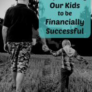 Empowering Our Kids to Be Financially Successful