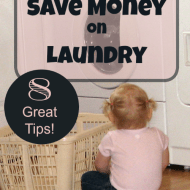 8 Great Ways to Save Money on Laundry