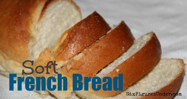 Soft French Bread fb