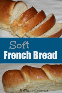 Soft French Bread 🥖 Recipe And Tutorial Six Figures Under