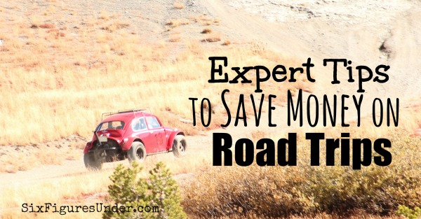 If you're going on a road trip, you need to checkout these great ways to save money