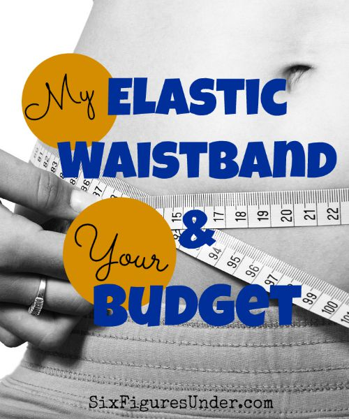 In clothing and budgets alike, some wiggle room is essential, but too much flexibility will hinder your progress toward your goals. If your budget has an elastic waistband, it's time to revamp your strategy.