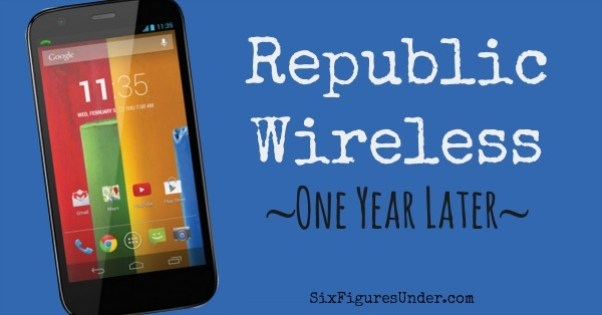 Republic Wireless One Year Later- Is it worth making the switch
