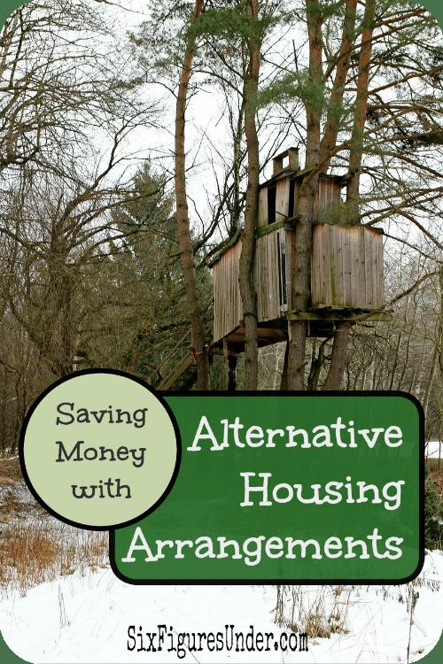 Saving money with alternative housing arrangements six for Alternative housing