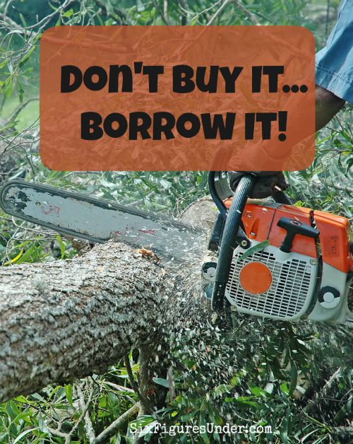 Depending on what you need and the relationships you have with those around your, you could conceivably borrow just about anything under the sun. With some creativity, you could really cut down on your expenses. Here are some tips on how to ask and be a good borrower.