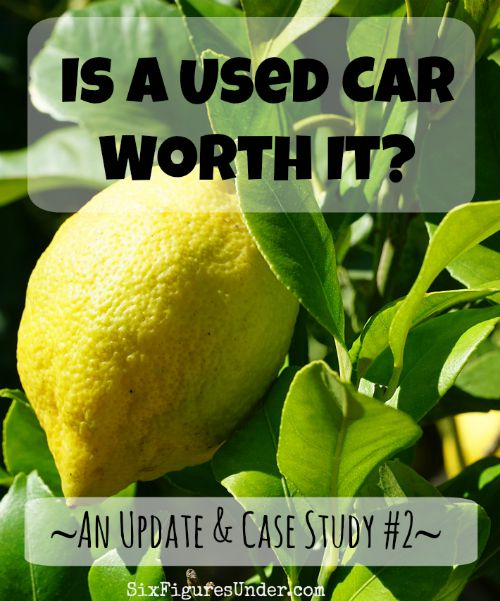 Our second full cost analysis of what our used van cost us over the time and miles we drove it. Is a used car worth it? You decide!