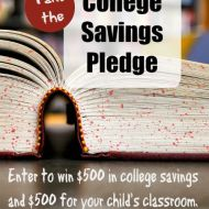 It's National College Savings Month– Take the College Savings Pledge!