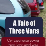 The Tale of Three Vans