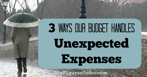 How Our Robust Budget Handle Unexpected Expenses
