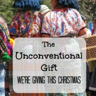 The Unconventional Gift We're Giving This Christmas