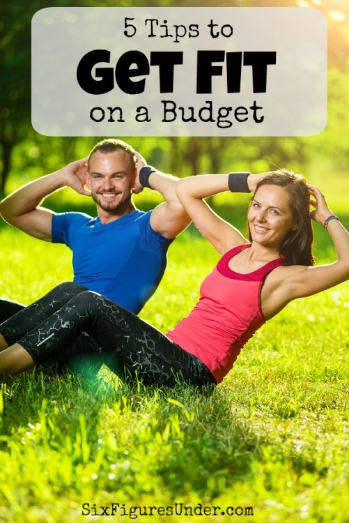 Before you go out and spend lots of money on your resolution to get in shape, check out these tips for getting fit on a budget. You can exercise and get healthy without breaking the bank.