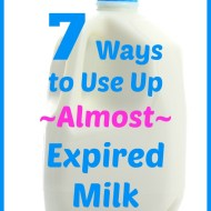 🥛 7 Smart Ways to Use Almost Expired Milk 🥛