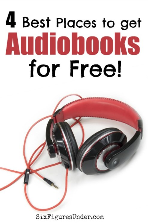 "There's no excuse to not have time for good books. Audiobooks let you ""read"" while you're driving, cleaning, or working out. The best part is that you can expand your mind without even opening your wallet since there are some great options for getting audiobooks for free!"