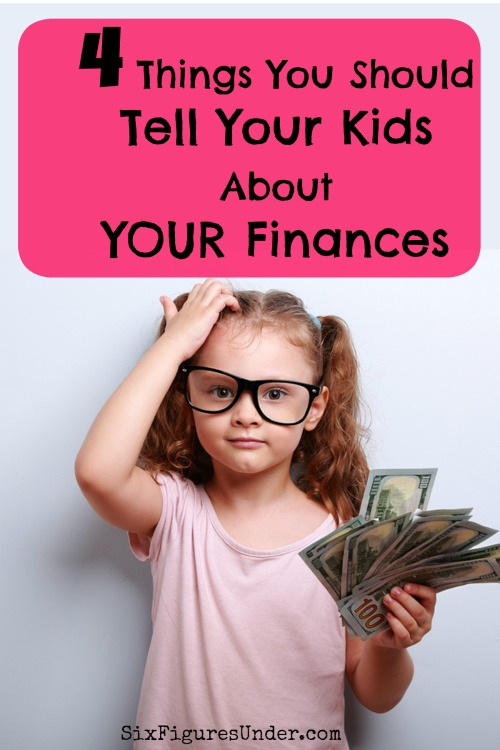 Keeping finances hush-hush does more harm than good. Learning to talk openly with your kids about your own finances is one of the best ways to give them the financial education that they're not getting anywhere else. Make sure to discuss these things with your kids.
