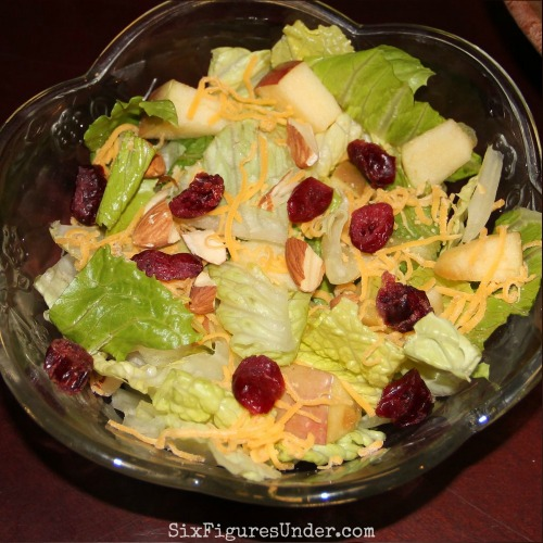 After several decades of hating salad, I finally learned to not only tolerate it, but love it!