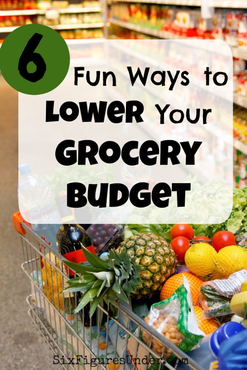Whoever thought that lowering your grocery budget could be fun? If you're up for a challenge and want to make a game out of reducing your grocery spending, here are 6 games I like to play when I'm trying to save money at the grocery store.