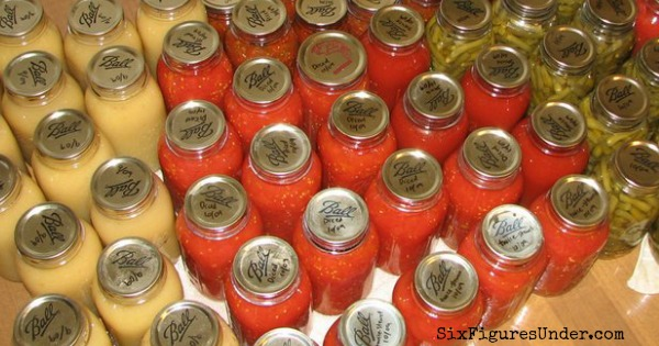 Is home canning worth it? Preserving your harvest can be rewarding but it's also lot of work! Here are some ways to know if canning is worth it for you.
