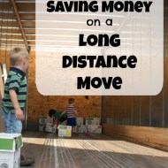 Our secret to saving money on a long-distance move