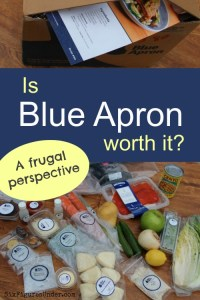 Is Blue Apron meal delivery service worth it?