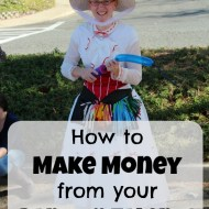 How to make money from your random talents