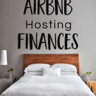 How We Manage our Airbnb Hosting Finances