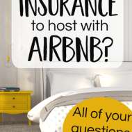 Yes, You Need Insurance to be an Airbnb Host