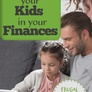 Involve the Kids in Your Finances