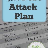 Making Your Debt Attack Plan