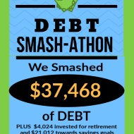 Debt Smash-athon JUNE 2020 Progress Report